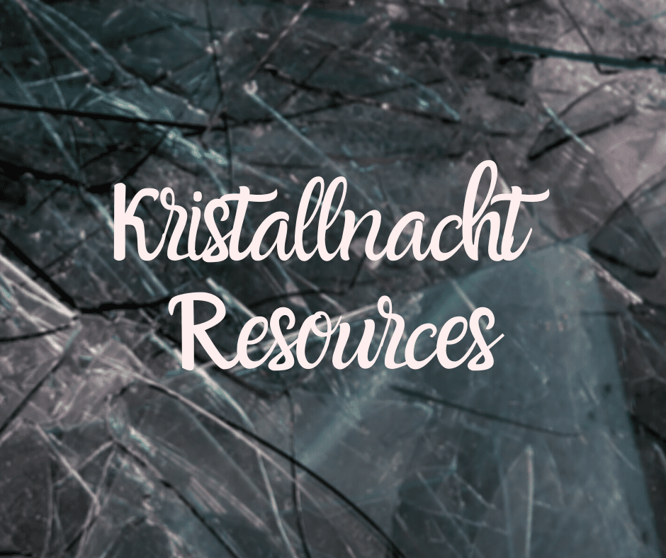 Kristallnacht Resources