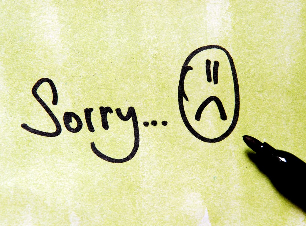 Elul and the Benefits of Apologizing to Students